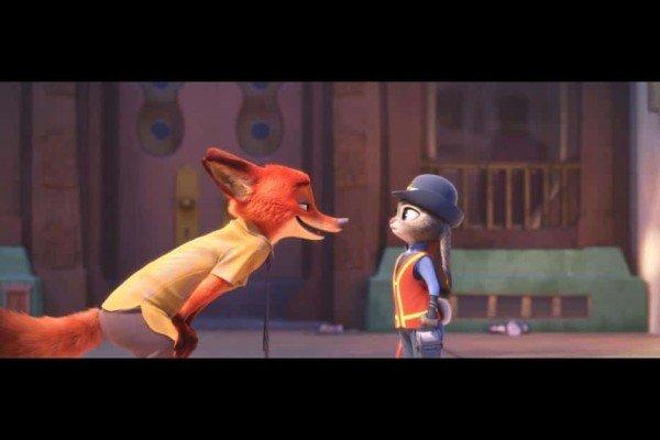 Zootopia - Nick & Judy