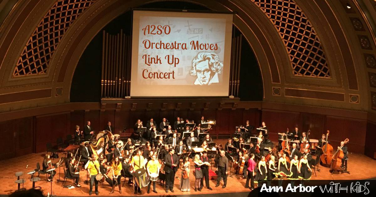 A2SO Orchestra Moves Link Up Concert