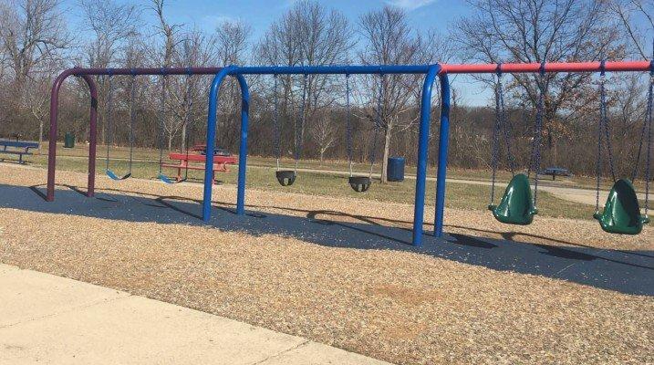 Ford Heritage Park - Swings