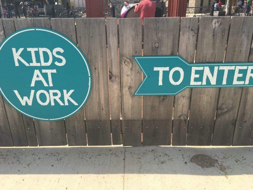 Greenfield Village Kids At Work Playground