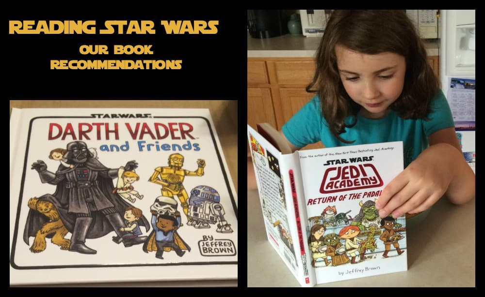 Reading Star Wars - Our Book Recommendations