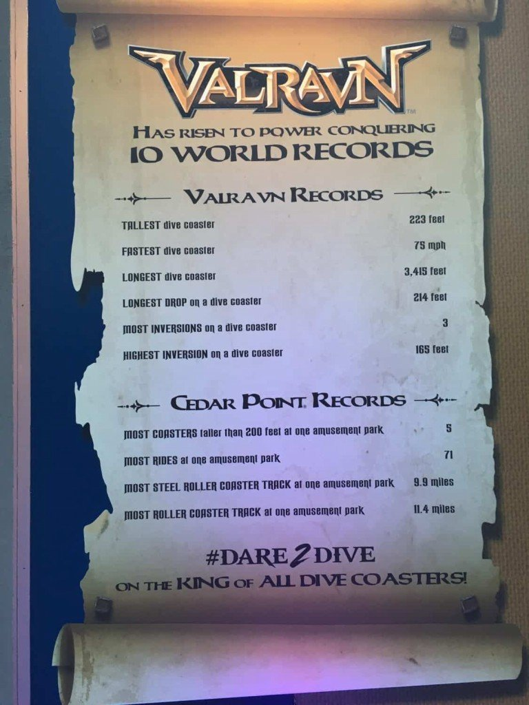 Valravn Review - World Records