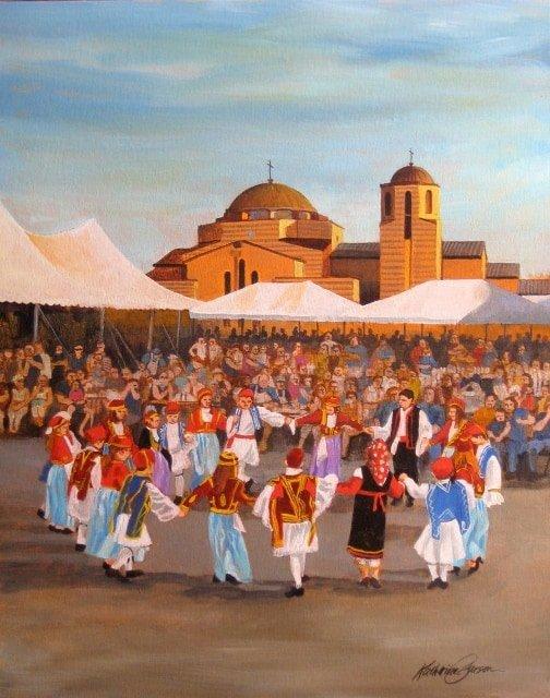 Ya'ssoo Greek Festival