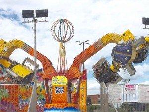 Ann Arbor Jaycees Carnival - Twin Flip