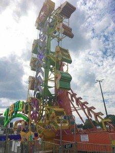 Ann Arbor Jaycees Carnival - Zipper