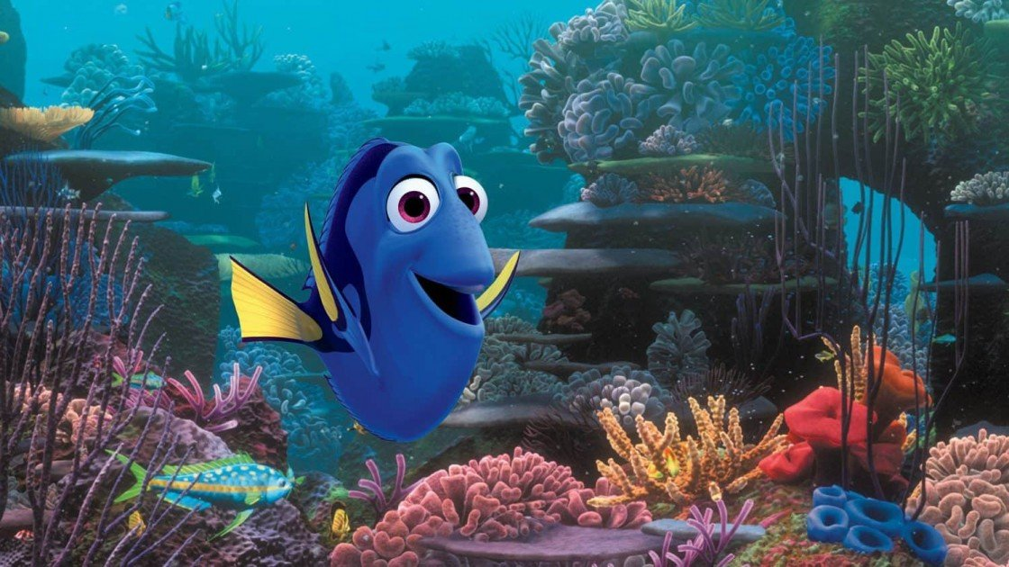Finding Dory Review - Dory