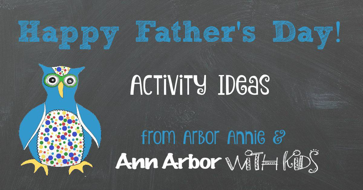 Happy Father's Day Activity Ideas