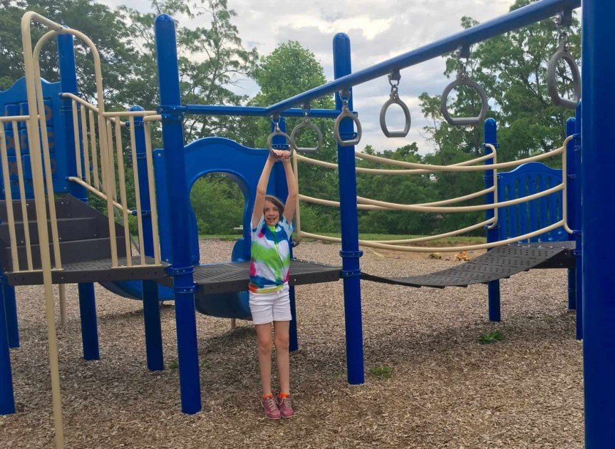 Wurster Park - The Rings are not high enough