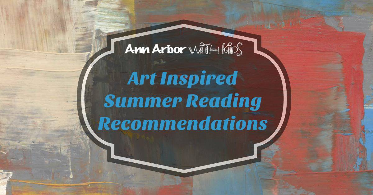 Art Inspired Monday Summer Reading Recommendations