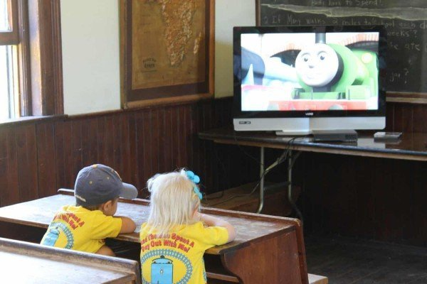 Day Out With Thomas - Movies in the Schoolhouse