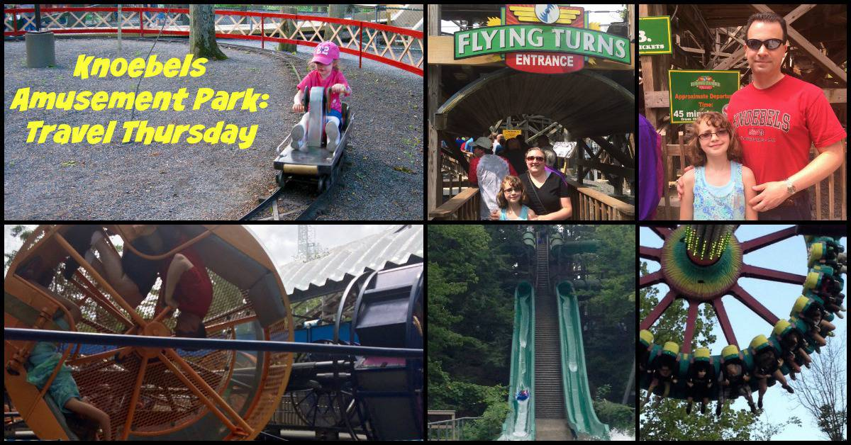 Knoebels Amusement Park - Travel Thursday