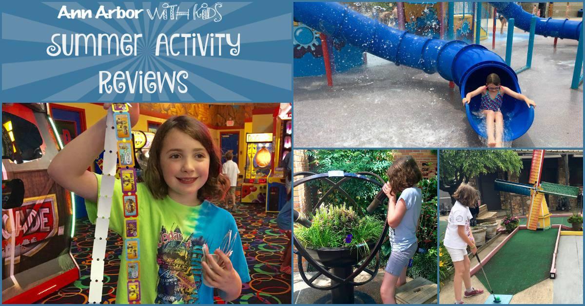 Summer Activity Reviews