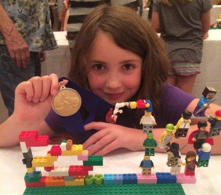 AADL LEGO Contest - 2015 Medal Winner