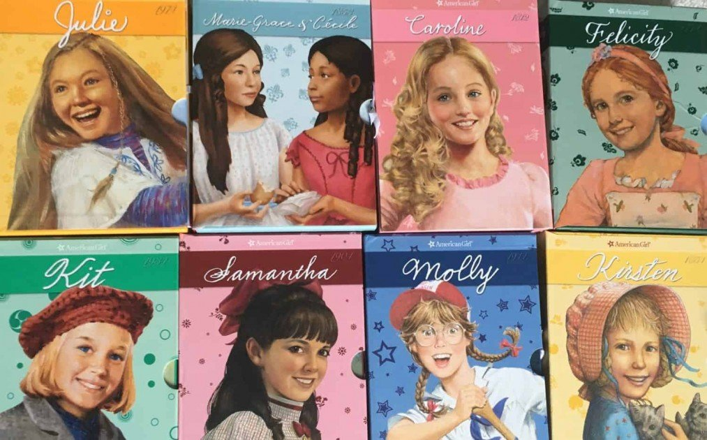 American Girl Book Sets