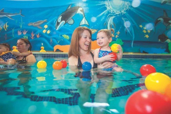 Goldfish Swim School - Parent-Child Class