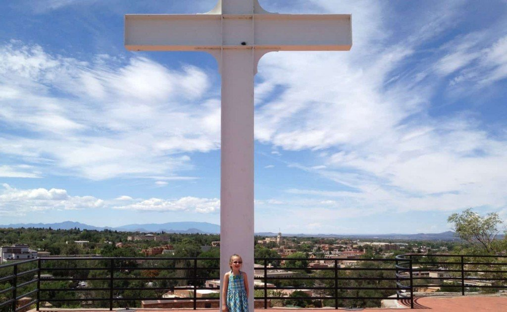 New Mexico Trip - Santa Fe - Cross