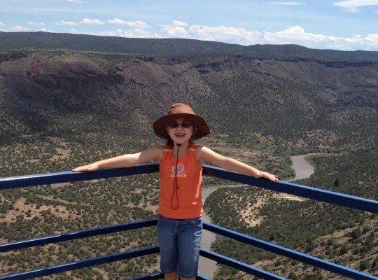 New Mexico Trip - White Lake Overlook