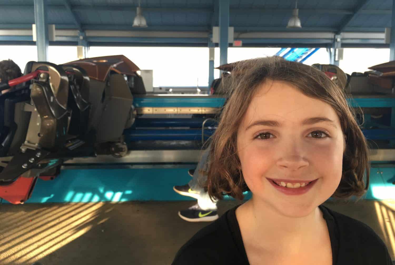 Halloweekends at Cedar Point - GateKeeper Loading Zone