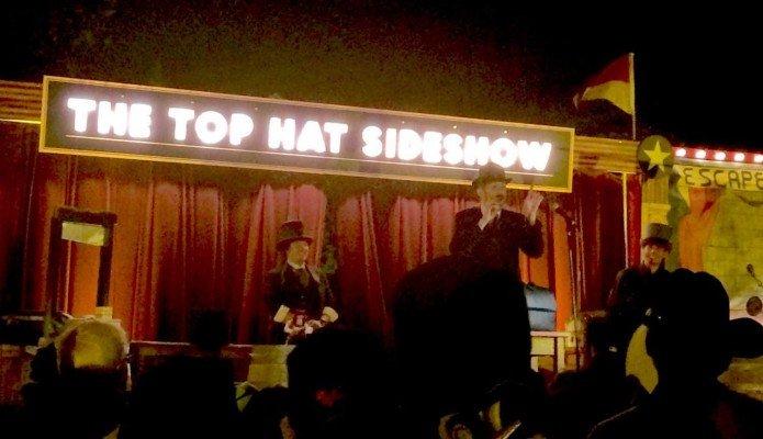 Top Hat Slideshow - Halloween Greenfield Village