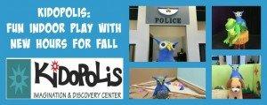 Kidopolis - New Fall Hours