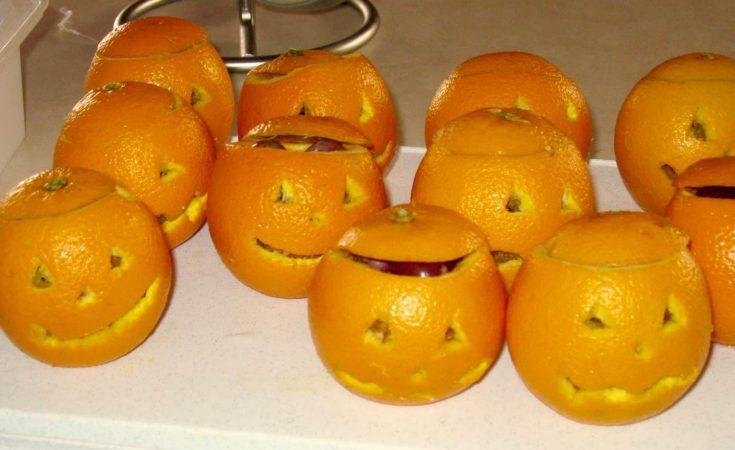 Orange O'Lanterns