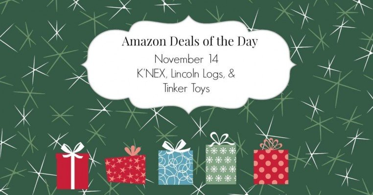 Amazon Deal of the Day - K'NEX