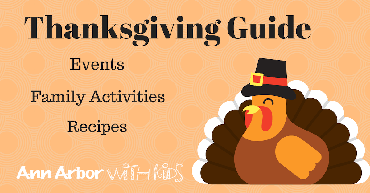 Ann Arbor Thanksgiving Guide