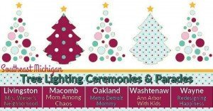 Tree Lightings and Parades