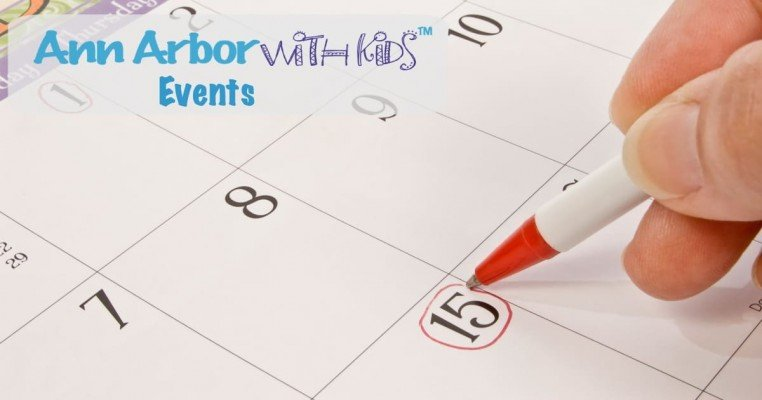 Ann Arbor with Kids Events