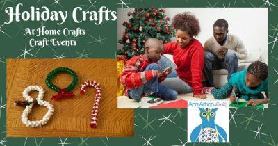 Ann Arbor Holiday Crafts