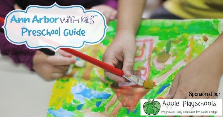 2017 Ann Arbor Preschool Guide