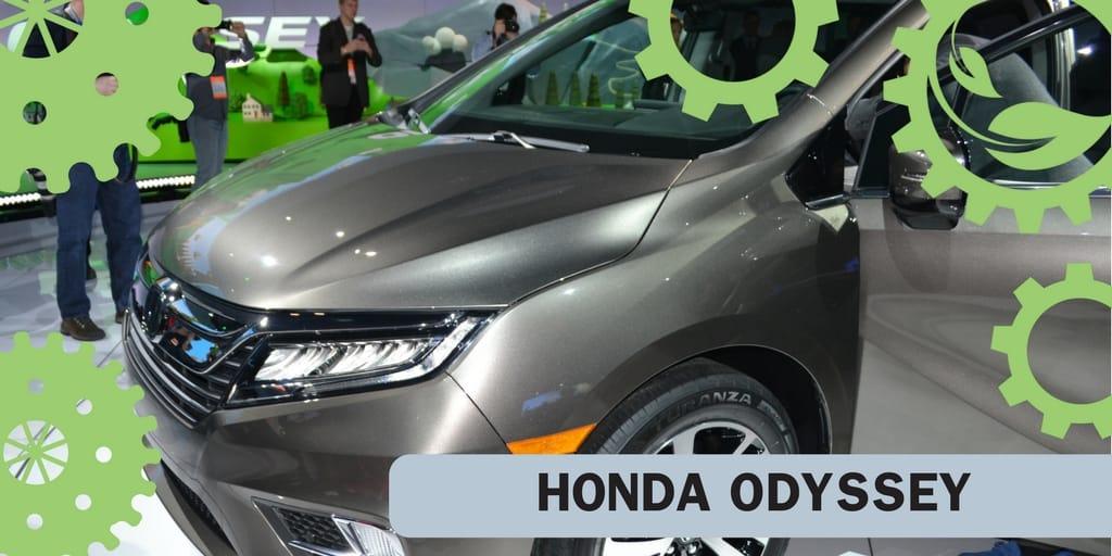 Steel Matters - 2018 Honda Odyssey