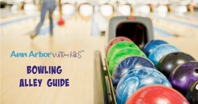 Ann Arbor Indoor Activities - Ann Arbor Bowling Alley Guide
