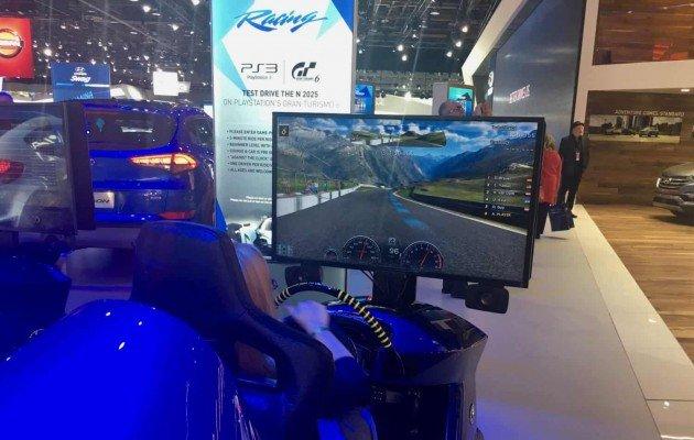 Family-Friendly Activities at NAIAS - Hyundai Racers