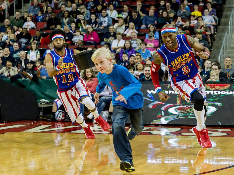 Harlem Globetrotters | Ann Arbor with Kids