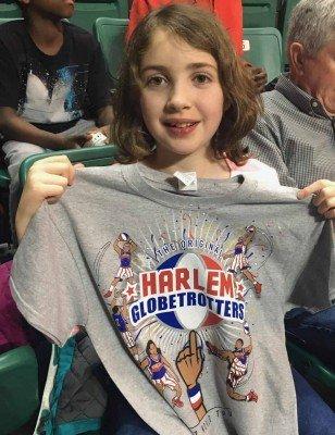 Harlem Globetrotters - Souvenir Tshirt