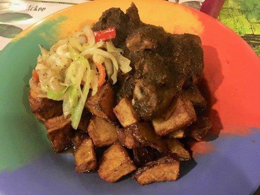 Jamaican Jerk Pit - Jerk Chicken