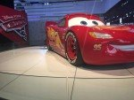 Cars 3 at the Auto Show