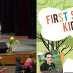 First Steps Kid Fest - Featuring Joe Reilly - Saturday, March 11, 2017 4p at Forsythe