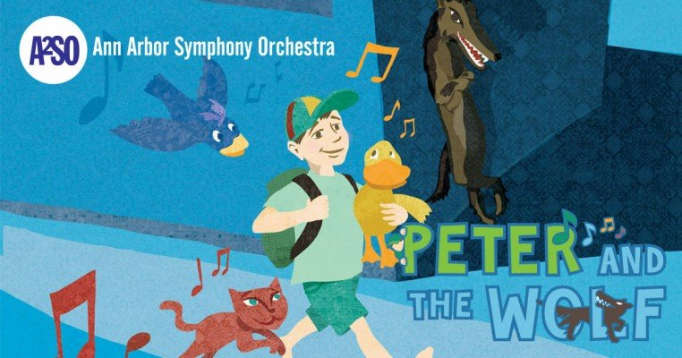 A2SO Peter and the Wolf