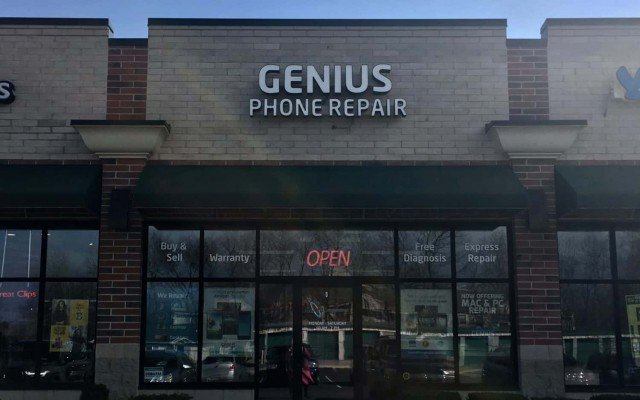 Genius Phone Repair - Carpenter Rd Store