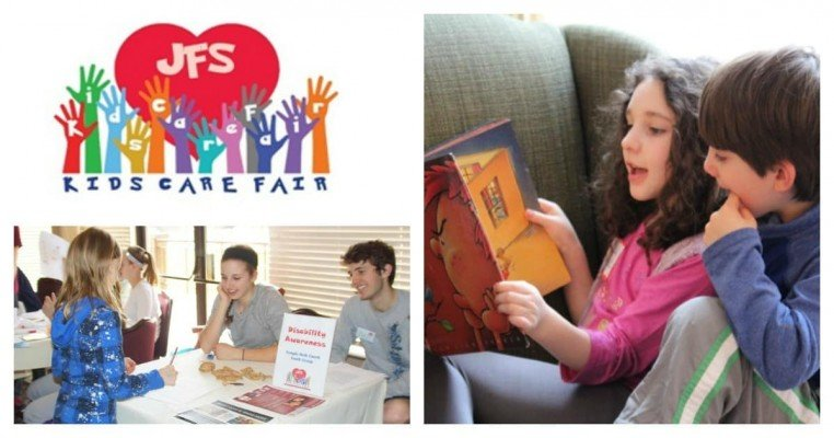 Jewish Family Services - Family Care Fair