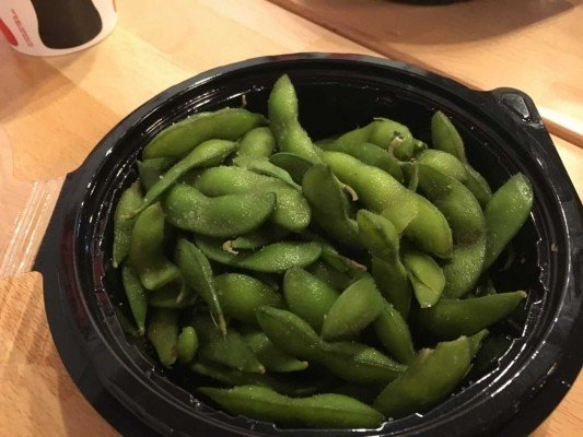 Sozo Gril - Edamame Small Plate