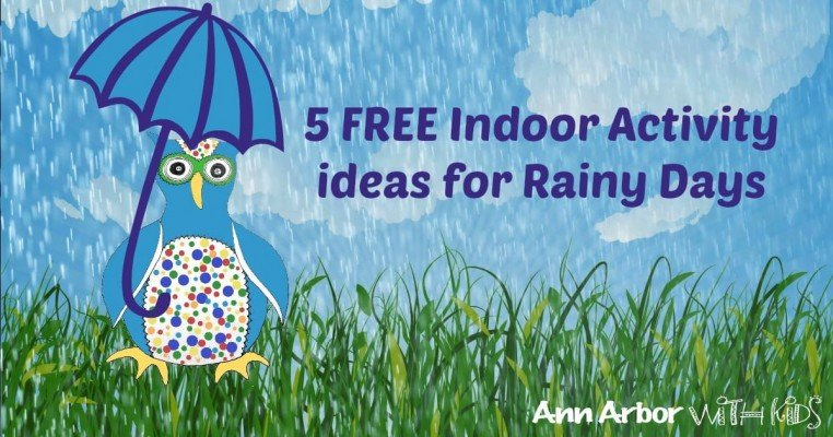 5 Fun Free Indoor Activities in Ann Arbor