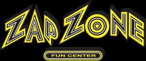 Zap Zone Fun Center Logo