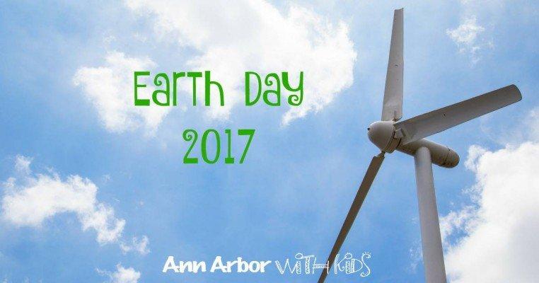 Ann Arbor Earth Day 2017