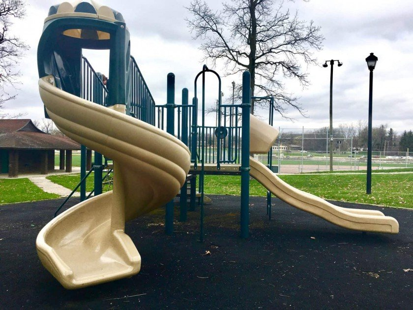 Veterans Memorial Park - Playground