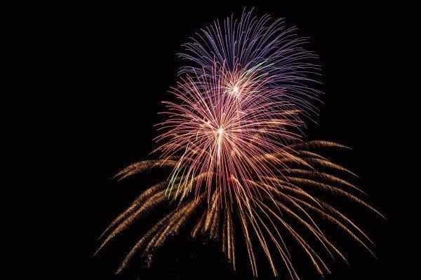 Salute to America - Fireworks
