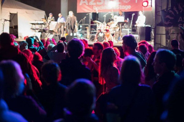 Ann Arbor Summer Festival - Top of the Park - Rackham Stage