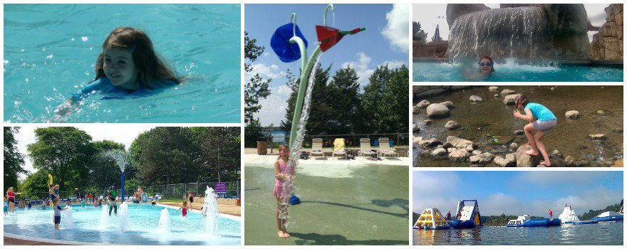 11 Places to Get Wet: Ann Arbor Swimming Pools